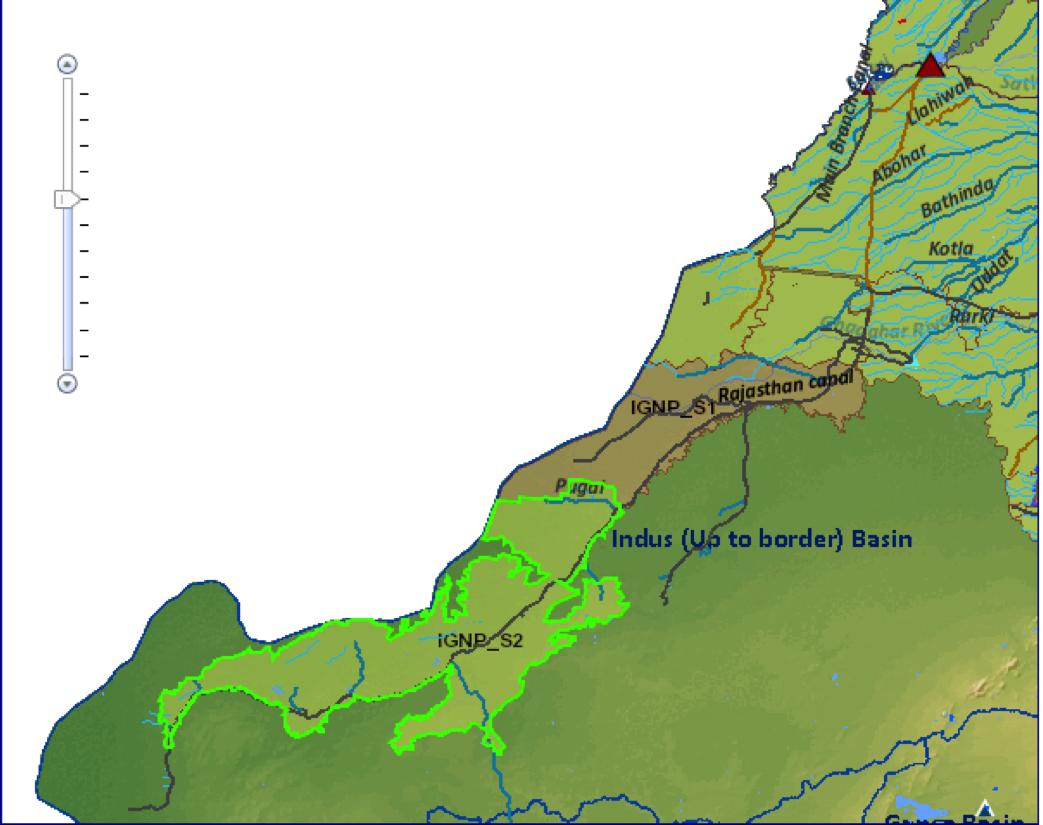 Rajasthan Irrigation: Indira Gandhi Canal