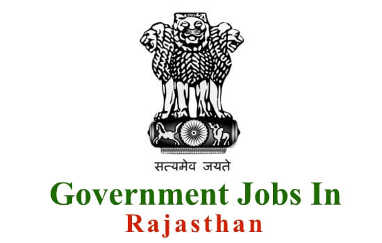 Rajasthan Government jobs , Naukri
