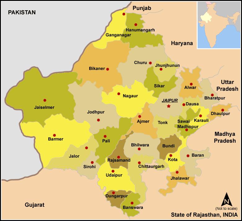 Geography of rajasthan rajras altavistaventures Gallery