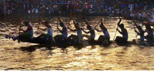 SNake boat race