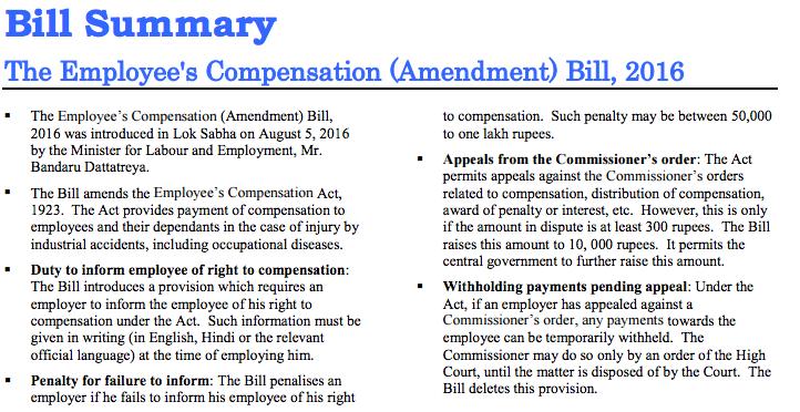 Employee Compensation