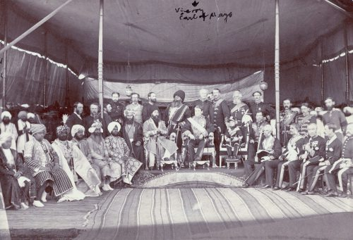 List of British Governors-General and Viceroy of India