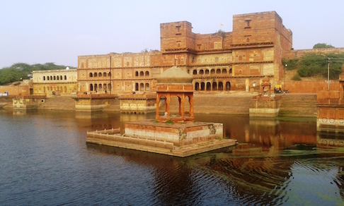 Dholpur: History, Geography, Places to See