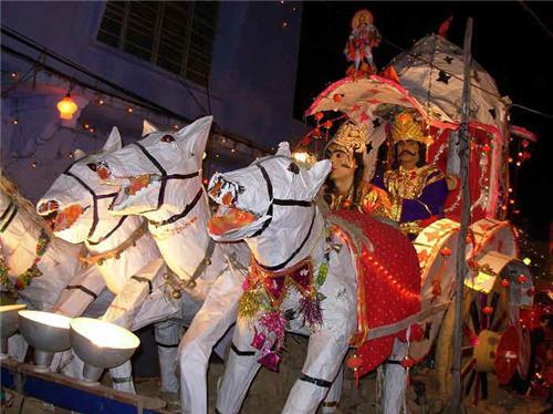 Festivals fairs of Baran