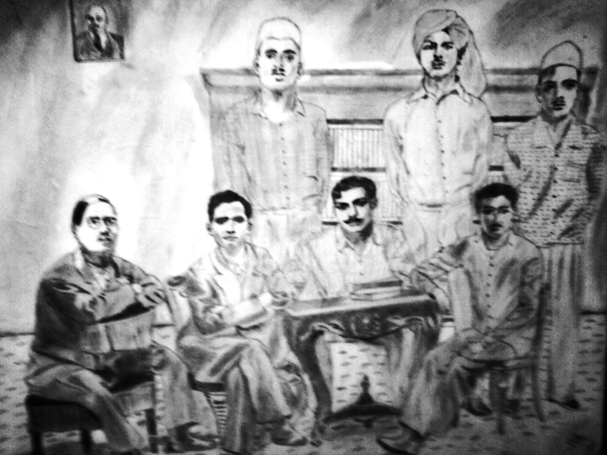 Revolutionary Movement in India Independence