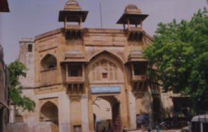 akbari-fort