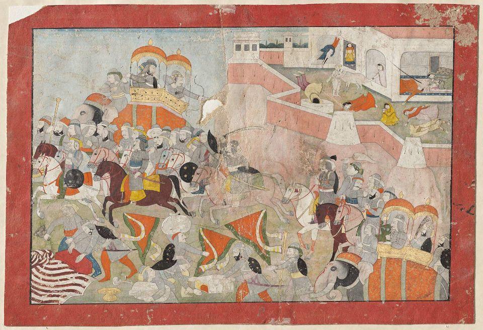 Siege of Ranthambore: 1301
