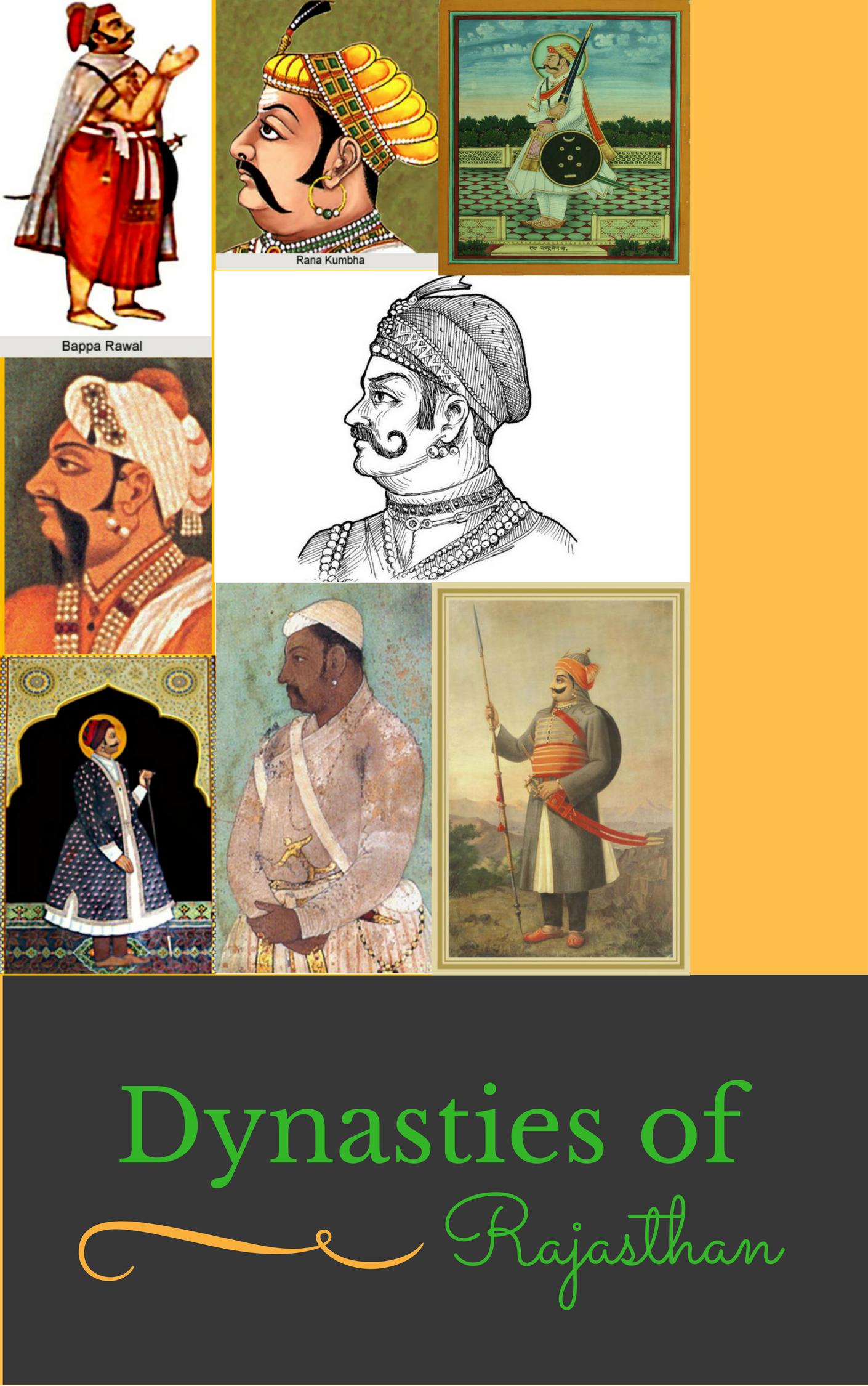Dynasties of Rajasthan: eBook/PDF