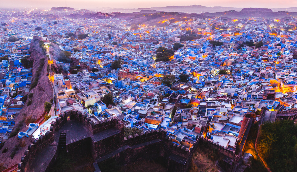 Forts and Palaces of Rajasthan: Part II