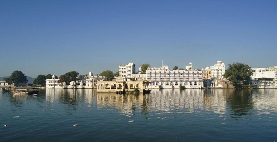 Lakes in Rajasthan