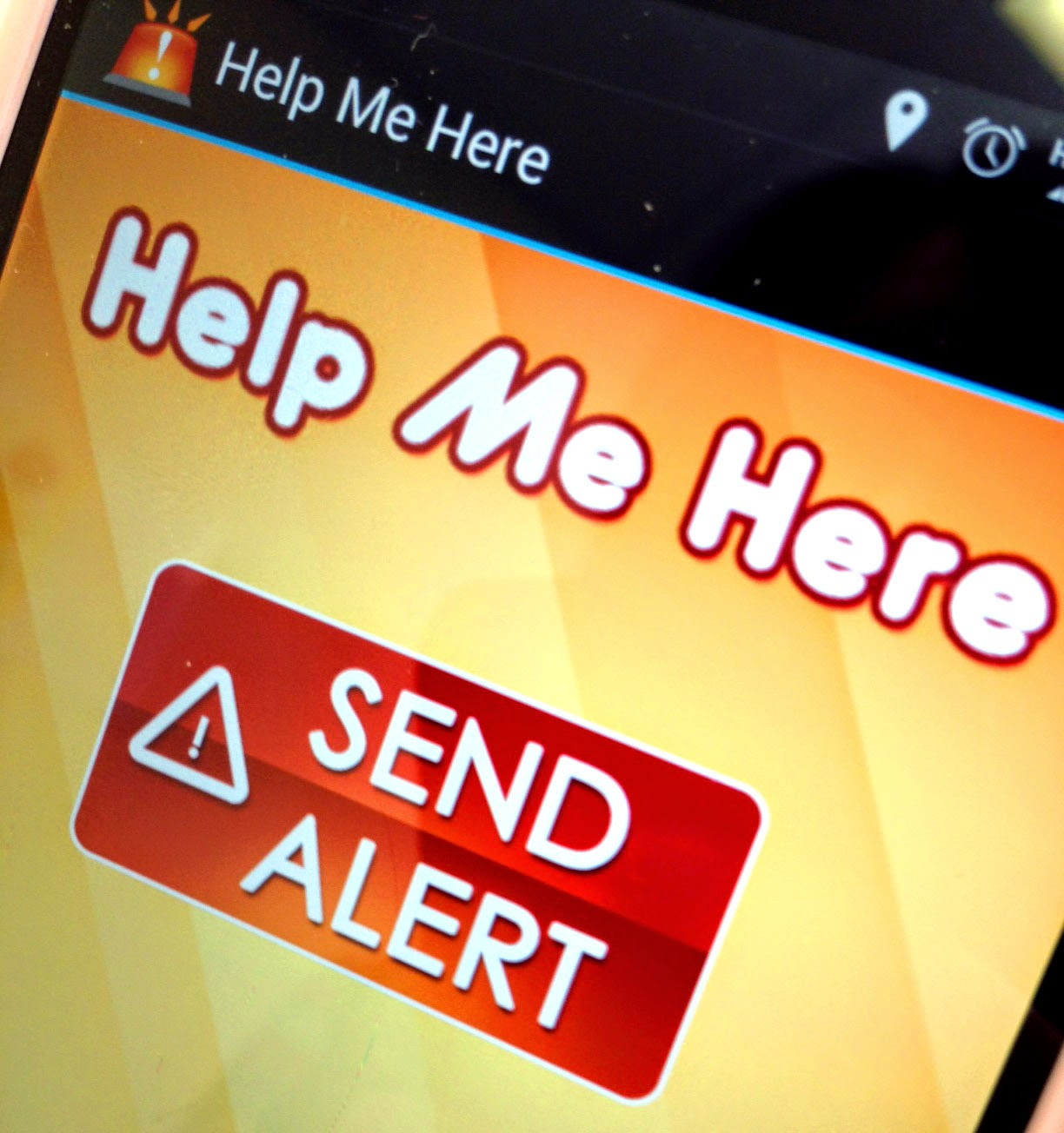 Mobile Safety App for Women in Distress