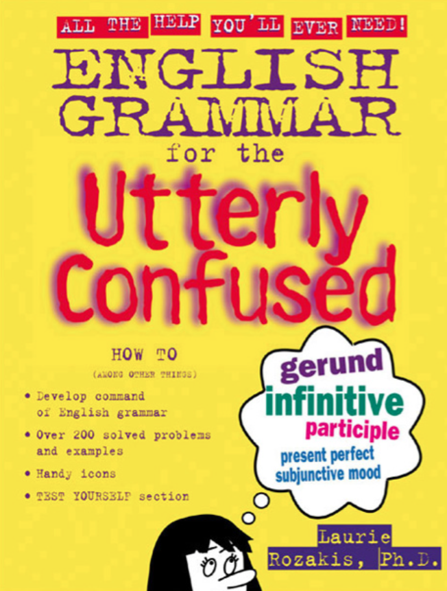 English Grammar Book Image