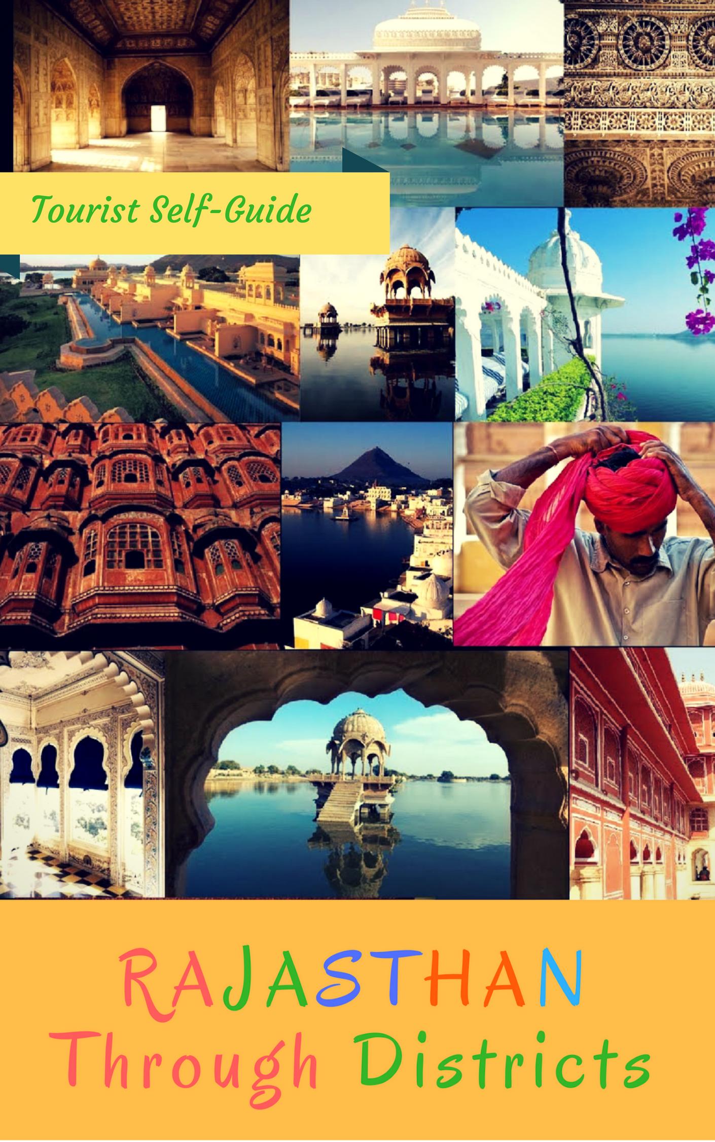 Rajasthan Travel Guide PDF: Tourist Self-Guide