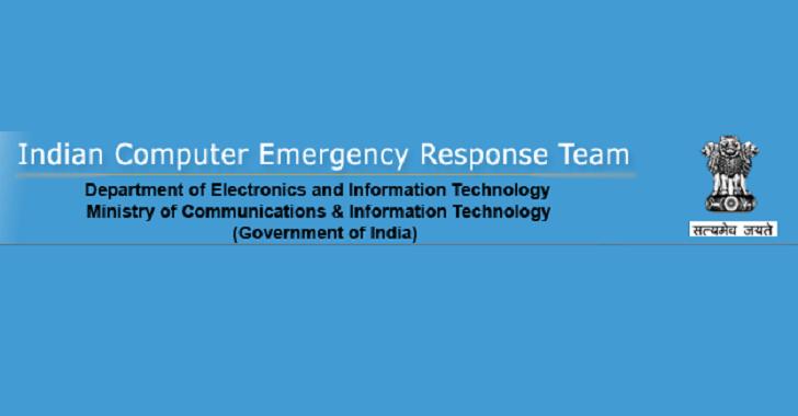 Indian Computer Emergency Response Team: CERT-In
