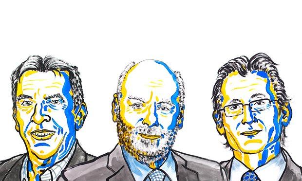 Nobel Prize in Chemistry goes to builders of molecular machines