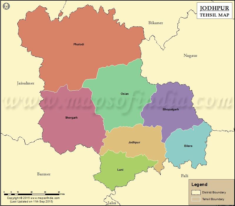 jodhpur-tehsil-map
