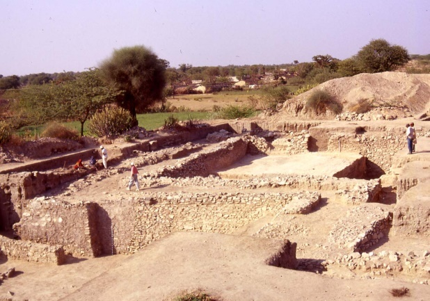 Archaeological Site of Balathal in Udaipur