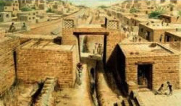 Archaeological Site of Ganeshwar in Sikar
