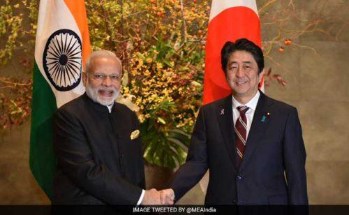 India Japan sign Civil Nuclear Deal