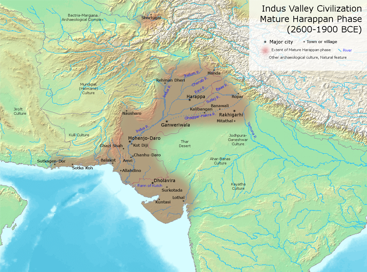 indus_valley_civilization_mature_phase_2600-1900_bce