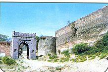 Mandsaur fort