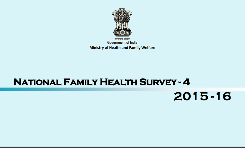 Image result for national family health survey 4