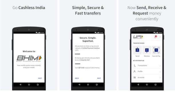 Bhim App: launched