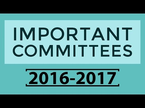 COMMITTEES & COMMISSIONS: UPSC IAS Prelims 2017