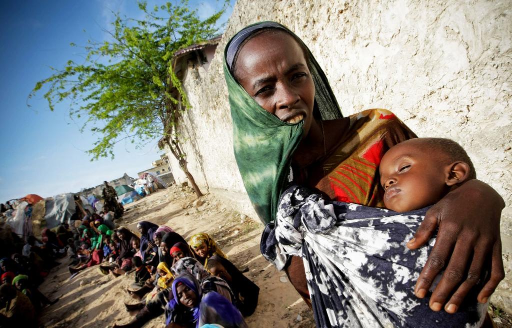 East Africa Famine: 20 million struggle for food