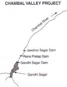 Chambal dams