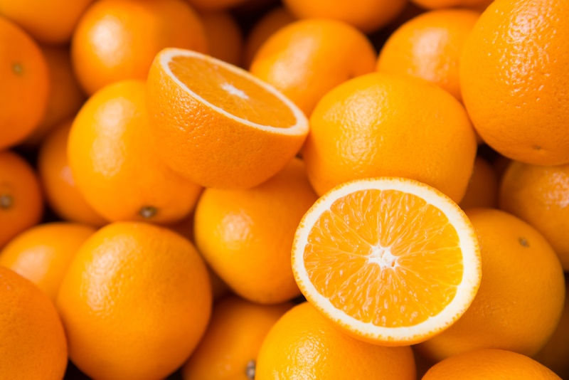 Orange cultivation in Rajasthan