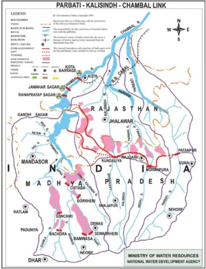 Parbati-Kali Sindh-Chambal Link