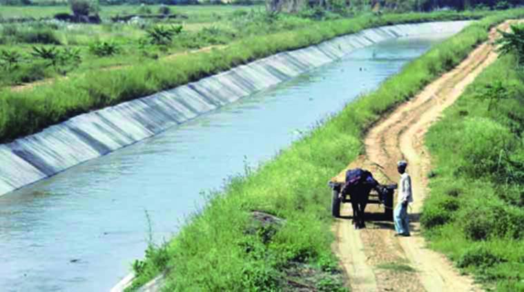Yamuna-Rajasthan link canal project