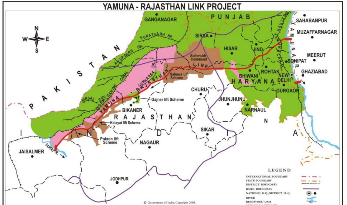 Yamuna-Rajasthan