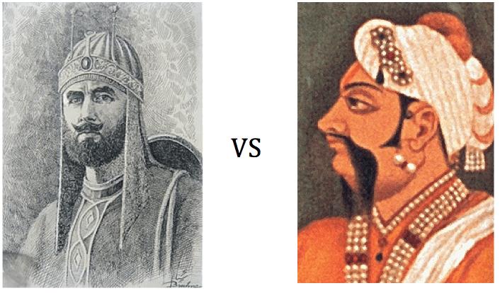 Battle of Sammel, Sher Shah Suri - Rao Maldeo