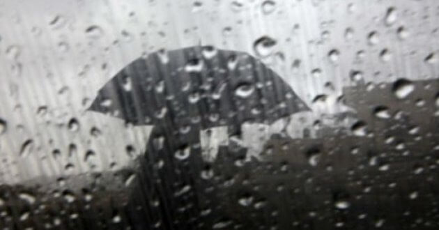 Rainfall in Rajasthan