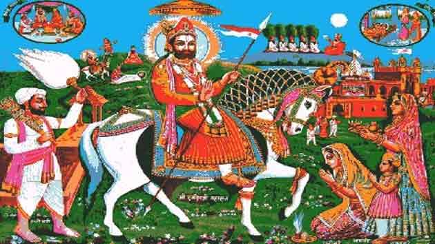 Folk Deity: Lok Devta & Devis of Rajasthan