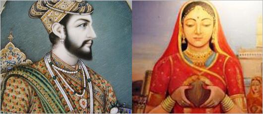 Invasion of Chittor by Bahadur Shah of Gujrat – Second Jauhar of Chittor – Rani Karnavati