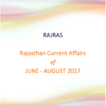 Rajasthan-Current-Affairs-June-August-2017-PDF