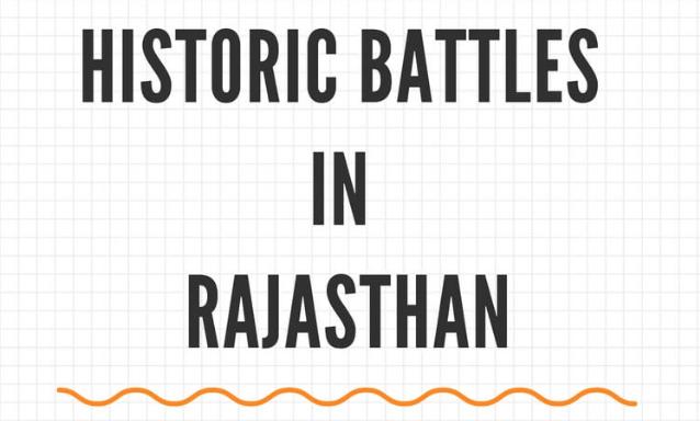 Historic Battles of Rajasthan PDF eBOOK