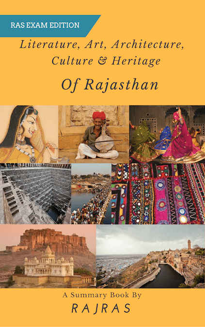 Literature Art Architecture Culture and Heritage of Rajasthan PDF eBook