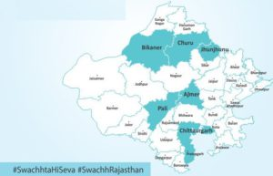ODF Districts of Rajasthan