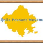 Bijoliya Bijolia Peasant Movement