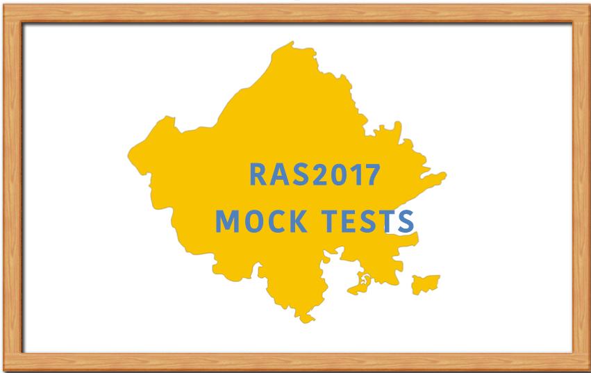 RAS Exam Mock Tests by Patanjali IAS Jaipur | RajRAS