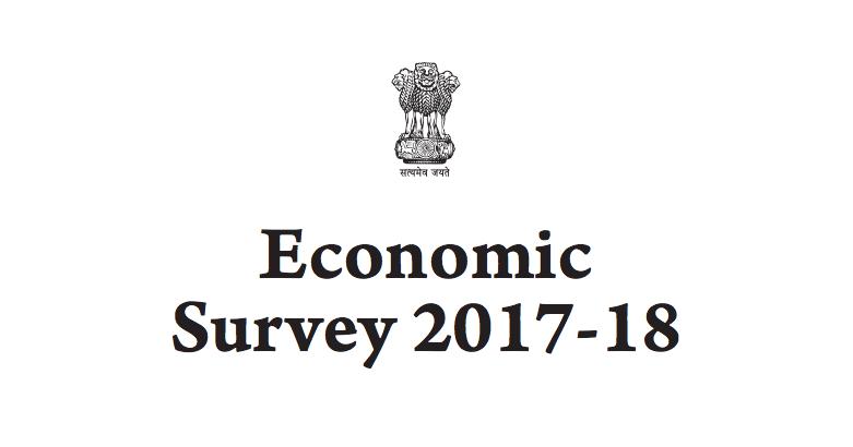 Download Economic Survey 2018 PDF