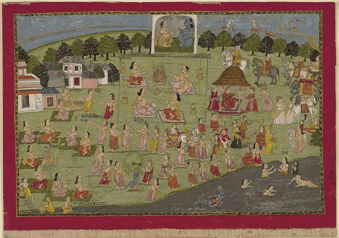 Historical Background of PRI in Rajasthan