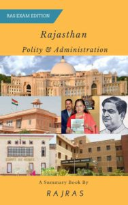 Rajasthan Polity And Administration PDF Download