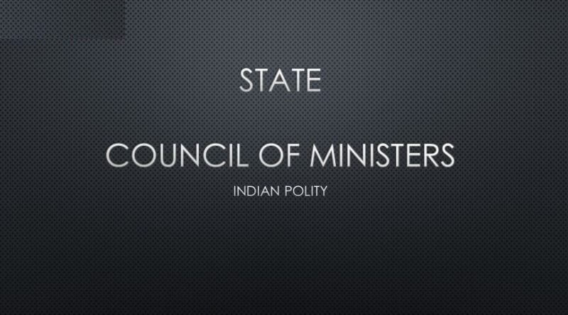Sate Council of Ministers