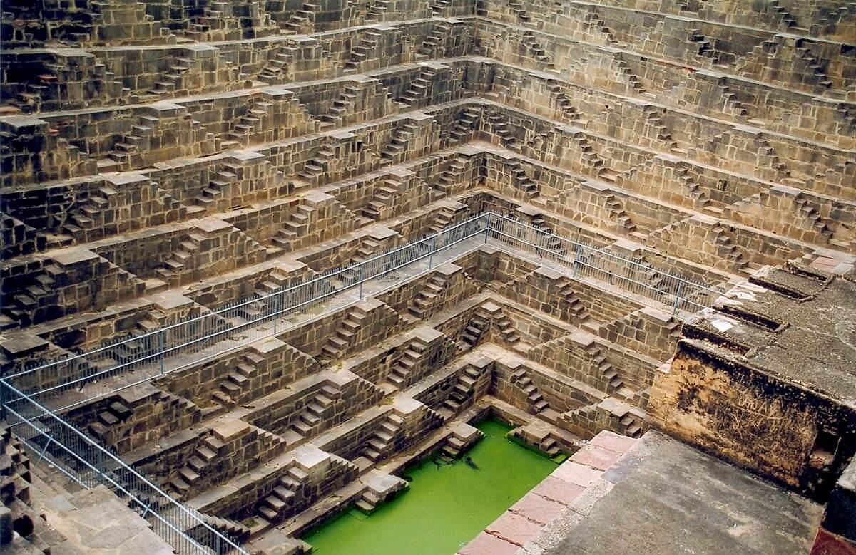 Traditional Methods of Rain-Water Harvesting in Rajasthan