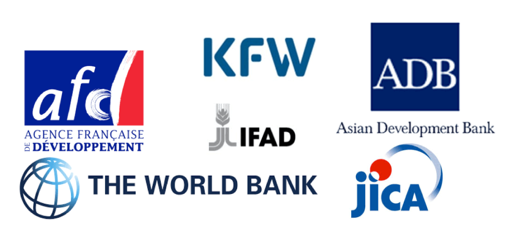 Externally Aided Projects in Rajasthan Financing Agencies International